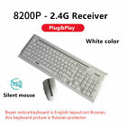 Rapoo Multimedia Wireless Keyboard Mouse Combos with Fashionable Ultra Thin