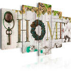 5pcs Modern Home Canvas Oil Painting Wall Art Hotel Bar Decor Picture Print Set