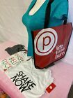 Lot of 4 PURE BARRE Top's XS and Small with Gift WOW!!