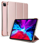 For iPad Pro 11/12.9/10.5/10.2 inch 2020 8th Smart Case Leather Stand Flip Cover