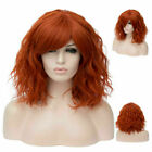 Lolita Women's Short Curly Anime Synthetic Hair Heat Resistant Cosplay Party Wig