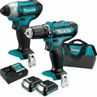 MAKITA CT226 12V max CXT™ Lithium-Ion 2-Pc. Combo Kit(1.5Ah) Brand New free ship