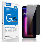 For LG V60 ThinQ 5G Privacy Anti-Spy Tempered Glass Screen Protector Guard Film