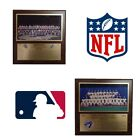 NFL / MLB Official Team Photo Collectors Plaque $59.99 USD on eBay