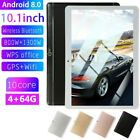 Android 8.0 10.1 Inch 64gb Hd Game Tablet Computer Pc Gps Wifi/wlan Dual Camera