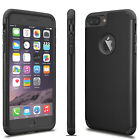 For iPhone 8 6 6S 7 Plus Heavy Duty Shockproof Hybrid Rubber Hard Case Cover