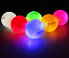 GLO Golf Balls (Pack of 3, 6, 12, or 24)