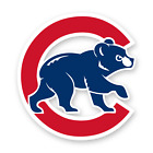 Chicago Cubs Decal / Sticker Die cut Logo Baseball Vinyl for Car Truck Laptop on Ebay