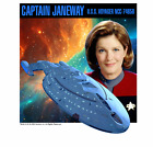 Star Trek - Captain Kathryn Janeway / Kate Mulgrew - Voyager Men's T-Shirt on eBay