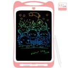 AGPTEK 12Inch Portable Colorful LCD Writing Tablet for Kids home school