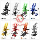 FXCNC CNC Footpegs Footpegs Rearset Rearsets For HONDA GROM MSX125 2012-2015 14