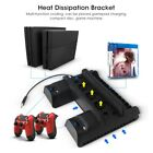 Cooling Fan Cooler Vertical Stand Charger for Sony Playstation 4 PS4 Pro Slim