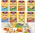 Yogi Tea Assorted Choose your Favorite Tea $8.87 FREE SHIPPING!!