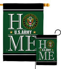 US Army Home Garden Flag Armed Forces Small Decorative Gift Yard House Banner