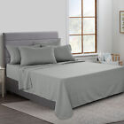 Egyptian Comfort 1800 Bedding Hotel Quality 6 Piece Deep Pocket Bed Sheets Set