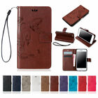 Case For Apple Iphones 5/se X 7 8 Plus Leather Flip Shockproof Card Slots Cover