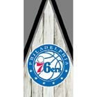 Single Philadelphia 76ers Cornhole Wrap - Board Decal - BASKETBALL - NBA on eBay