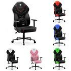 Diablo X-Gamer 2.0 Silla Gaming Gamer de Oficina Sillon Ordenador Escritorio PC