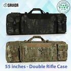 "Savior Equipment Multicam® Urban Warfare 55"" - Double Rifle Case 2 Colors"
