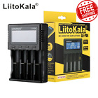 Universal Battery Charger with Smart Universal LCD Fast Charger 2A/1H