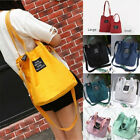 Outdoor Canvas Shoulder Bag Canvas Handbag Messenger Pack Totes Shoulder Pack