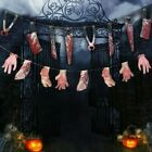 Spooky Halloween Party Haunted House Hanging Garland Pennant Banner Decor Retro