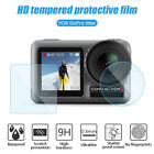 Screen Protector Lens Protective Film 9H HD Tempered Glass For DJI Osmo Action