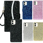 Luxury Bling Leather Card Slot Wallet Flip Stand Case Cover For Hot Sell Phones