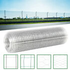 Fence Panels Galvanised Iron Wire Net Chicken Rabbit Animal Cage Protective Mesh