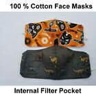 Childrens Kids 100% Cotton Star Wars Jurassic Park Face Mask Face Covering £8.99 GBP on eBay