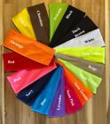 Soft, Stretchy Yoga Headbands 2 1/4 Wide ****please Pick Your Color****