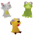 I POP ANIMALS WITH ELECTRONIC SOUNDS - SC-IPSA BULGING EYES QUEEZE SQUEEZY DESK