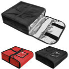 11 Inches Food Storage Insulated Case Wear Resistant Takeaway Pizza Delivery Bag