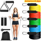 Fitness Insanity Resistance Band Exercise Band For Door Anchor,Handles,Training image