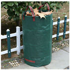 Garden Waste Bag Vegetables Plants Potting Growing Bag Leaf Grass Container
