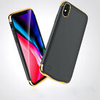 Ultra thin Extended Power Bank Battery Charger Case for iPhone 11 Xr 6s 7 8 Plus