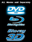DVD | BLU-RAY | 3D BLU-RAY Movies. New and Used (SOLD SEPARATELY) $4.0 USD on eBay