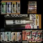 LA.COLORS PRIMERS,CONCEALCORRECT, SETTING SPRAY,PLUMP GLOSS & DUO GLOSS/LIPSTICK