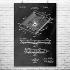 Meat Packing Tray Poster Print Culinary Gifts Restaurant Decor Kitchen Art
