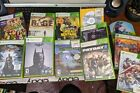X Box 360 games you choose your title