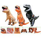 Kyпить Inflatable Dinosaur Dino Adult kids Costume Funny Cosplay Blow up Outfits Suit на еВаy.соm