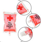 5pcs reusable 250ml blood energy drink bag halloween pouch props cosplay vampire