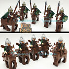 Lord Of The Rings King Return Mordor Rohan Knight Archer Horse Building DIY Toys