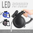 Dog Retractable Automatic Leash Walking 8m Rope Lead Pet Traction Puppy Leads