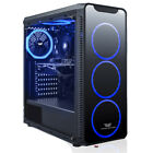 Ultra Fast I3 I5 I7 Gaming Computer Pc 2tb + Ssd 16gb Ram Gtx 1660 Win10, 6fans