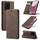 for samsung galaxy note 20 s20 ultra leather flip stand wallet card cover case