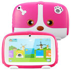 7'' 3G Kid Tablet PC Android 9.0 1GB+16GB Educational Pad Quad Core 2*Cameras