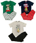 MENS CHRISTMAS PYJAMAS EX UK STORE NIGHT WEAR XMAS FESTIVE PJ SETS S-XXL NEW
