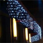 String Light 5M Waterproof Outdoor Christmas Decor Led Curtain Icicle For Garden