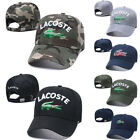 Mens Adjustable Strap Back Fine Embroidery Animal Baseball Golf Hats Cap Unisex
